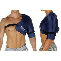 Southwest Technologies Elasto-Gel Shoulder Wrap Hot/Cold, Re-Usable, Not Leak if Punctured - Each - Total Diabetes Supply