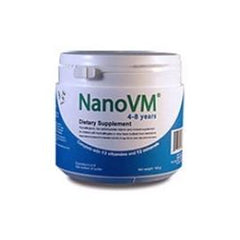 NanoVM 4-8 Years Dietary Supplement 275 g Gluten-Free - Total Diabetes Supply