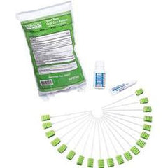 Sage Products Short Term Swab System with Perox-A-Mint Solution, 44mL Bottle Solution - One System each - Total Diabetes Supply