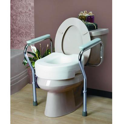 Aikin Holding Corp Toilet Safety Frame - Each