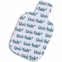 "Unipatch Uni-Tab Electrode 1 1/4"" X 1 1/2"", 48/package - Total Diabetes Supply"