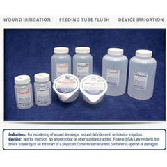 Nurse Assist Inc USP Normal Sterile Saline For Irrigation with Screw Top Container 100mL - Box of 1 - Total Diabetes Supply