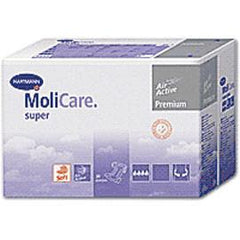 "Hartmann MoliCare Premium Soft Breathable Brief, Small 24"" to 35"" - One pkg of 30 each - Total Diabetes Supply"