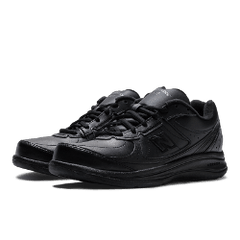 Women's Walking Diabetic Shoes - New Balance 577 - Black