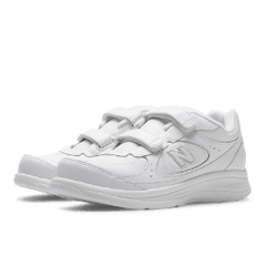 Women's Walking Diabetic Shoes - New Balance 577 - White