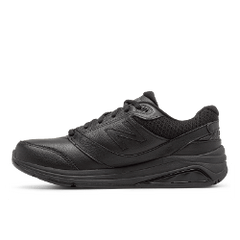 Women's Walking Diabetic Shoes - New Balance 928 - Black