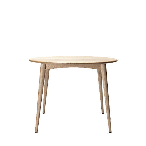 167 Round Dining Table by Takahashi Asako - Open Room