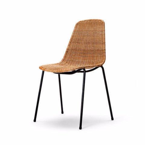 Basket Chair by Gian Franco Legler