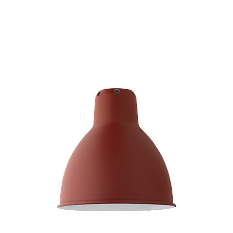 N°205 Lamp Shade Round Red - La Lampe Gras - Open Room