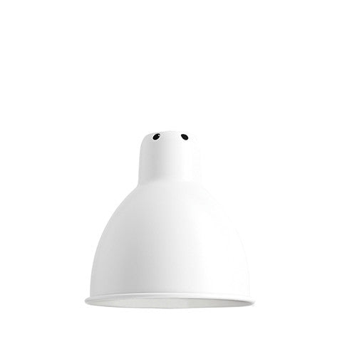 N°205 Lamp Shade Round White - La Lampe Gras - Open Room