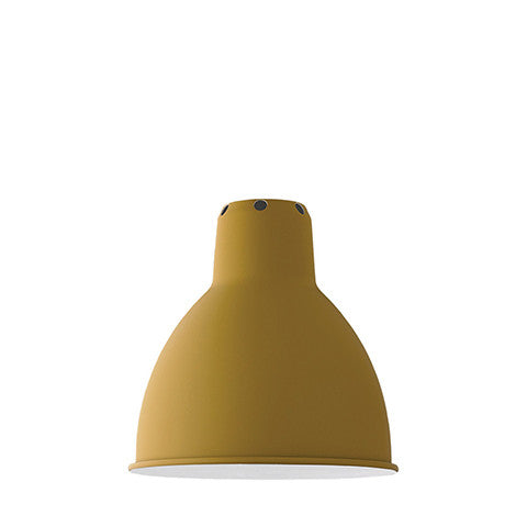 N°205 Lamp Shade Round Yellow - La Lampe Gras - Open Room