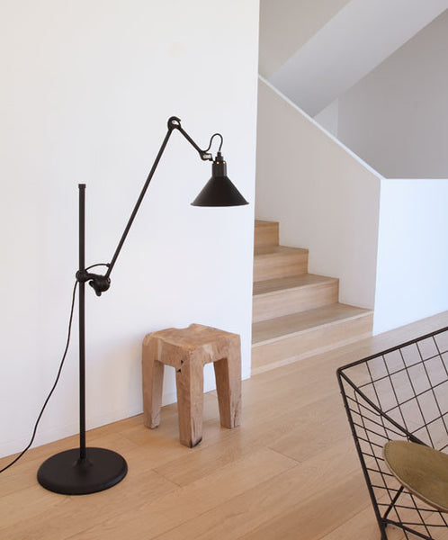 Bernard-Albin Gras N°215 Floor Lamp Open Room
