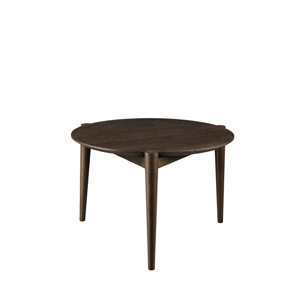 FDB Møbler D102 Coffee Table Ø55 by Stine Weigelt