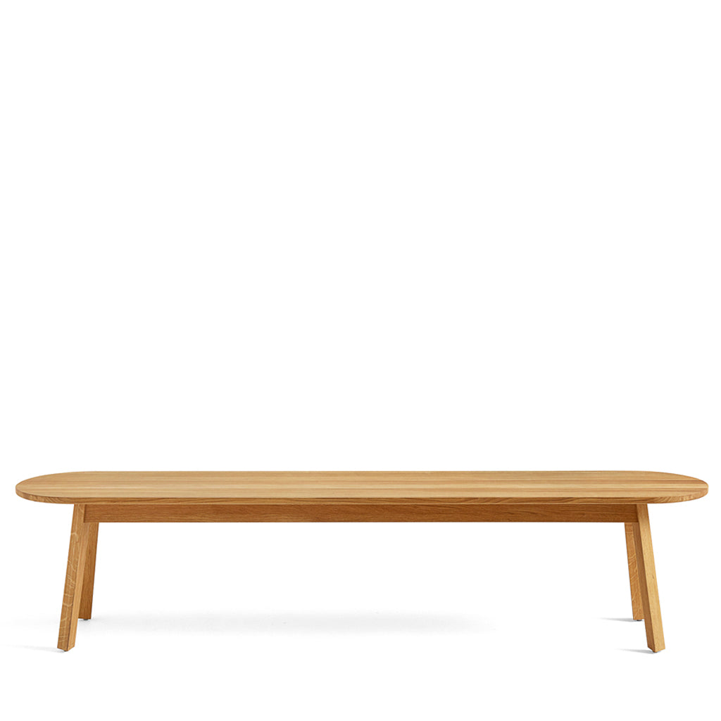 HAY Triangle Leg Bench by Simon Jones