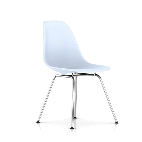 Eames® Moulded Plastic 4-leg Side Chair - Herman Miller - Open Room