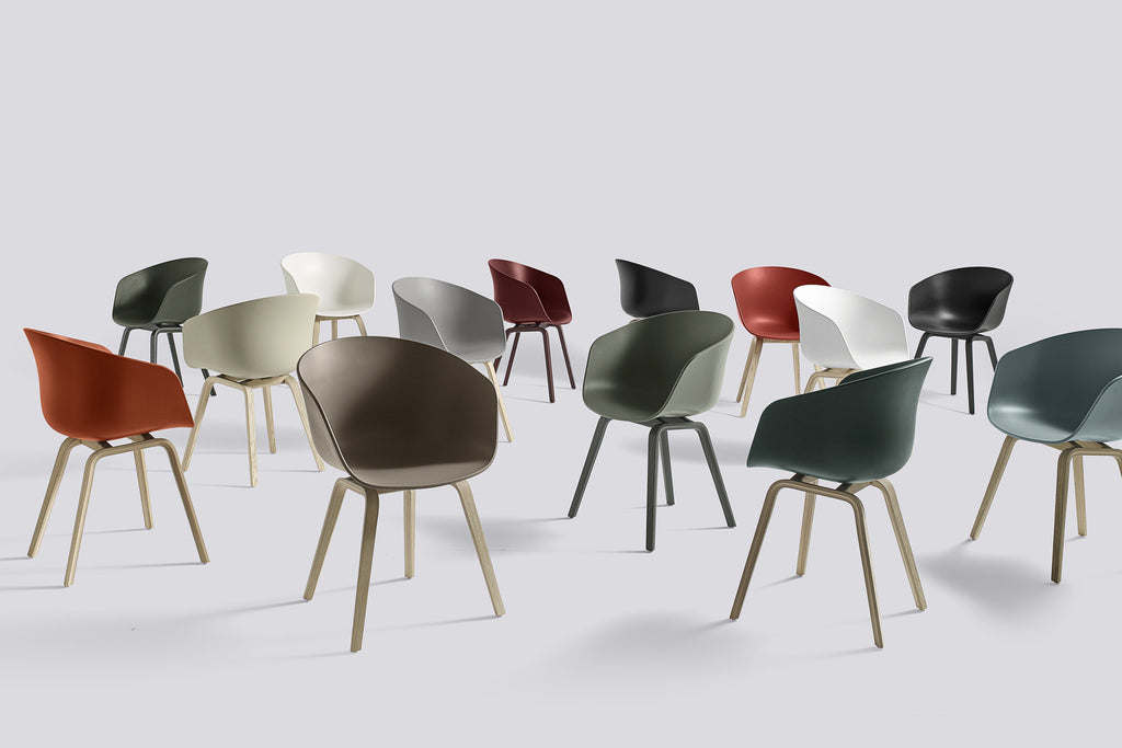 About A Chair 22 Armchair.Hay About A Chair Aac22 Aac23 By Hee Welling