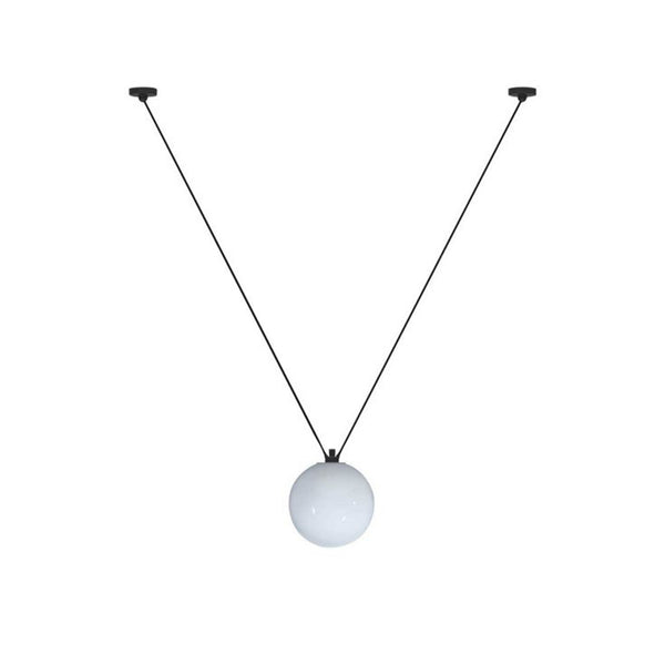 Acrobates 323 XL Glass Ball Pendant Light 250 MM La Lampe Gras