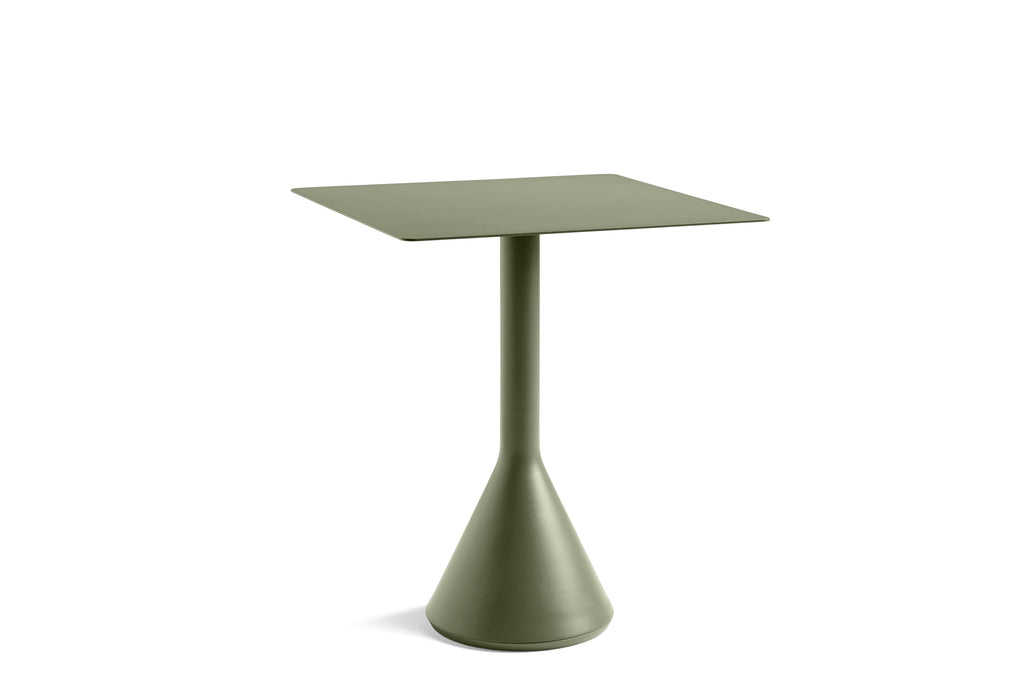 Palissade Cone Table Square by Ronan & Erwan Bouroullec