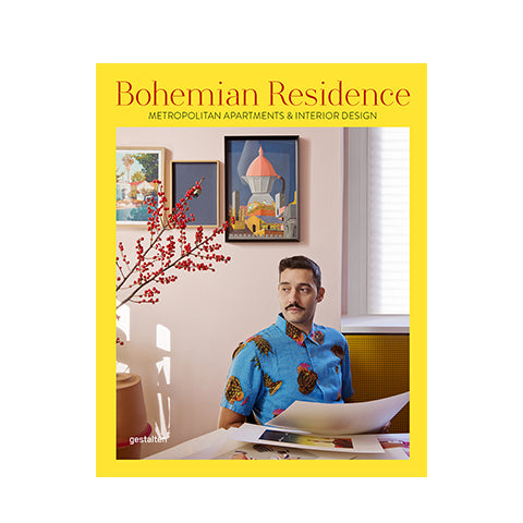 Bohemian Residence: Metropolitan Apartments and Interior Design - Open Room
