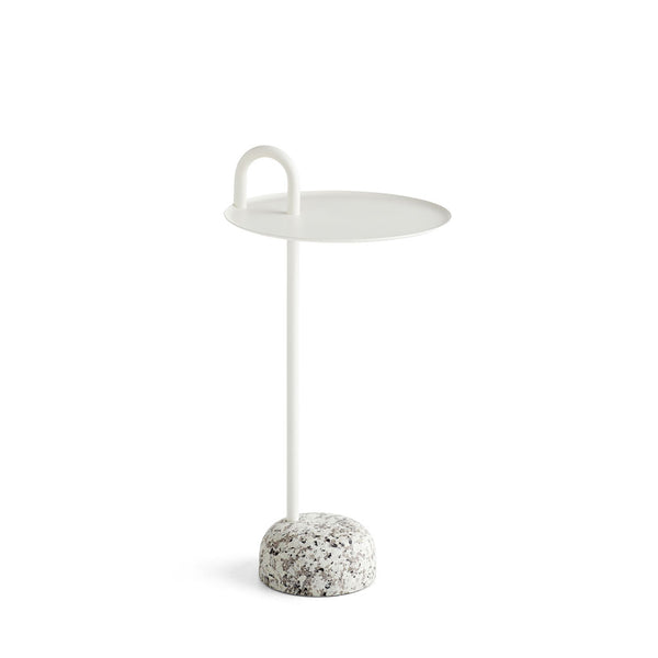 HAY Bowler Table Cream White Open Room
