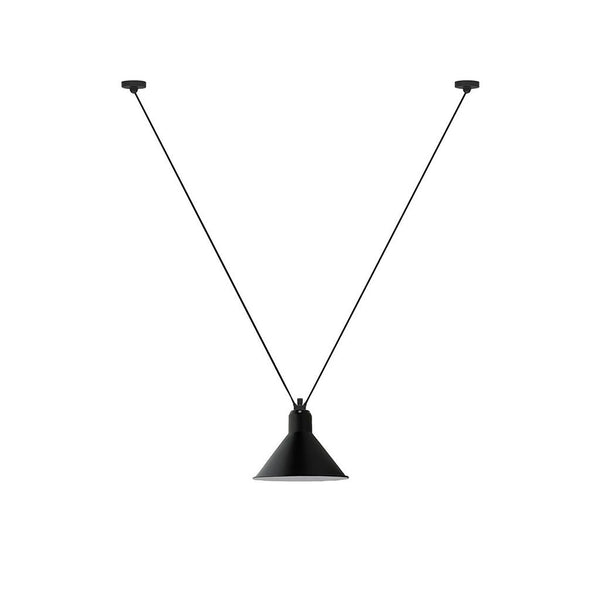 Acrobates 323 L Conic Pendant Light La Lampe Gras Open Room