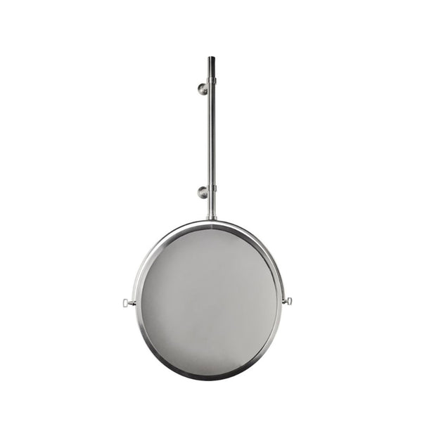DCW Editions Mbe Mirror Brushed Nickel Open Room