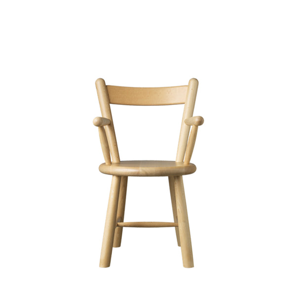 Open Room FDB Møbler P9 Child Chair Natural