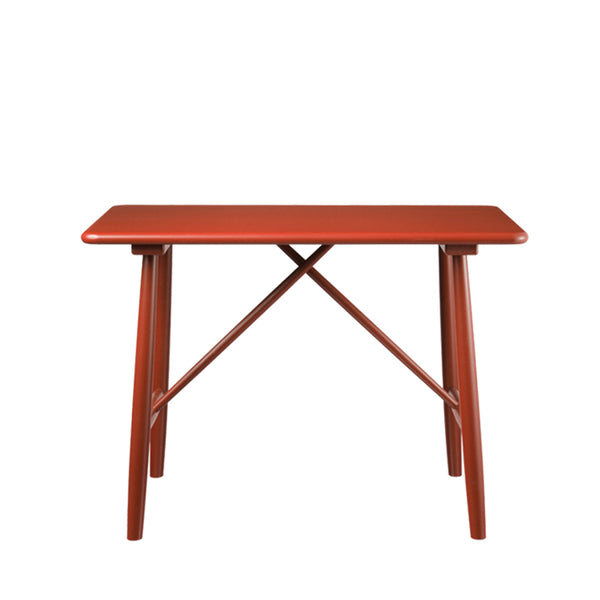 Open Room FDB Møbler P10 Child Table Red