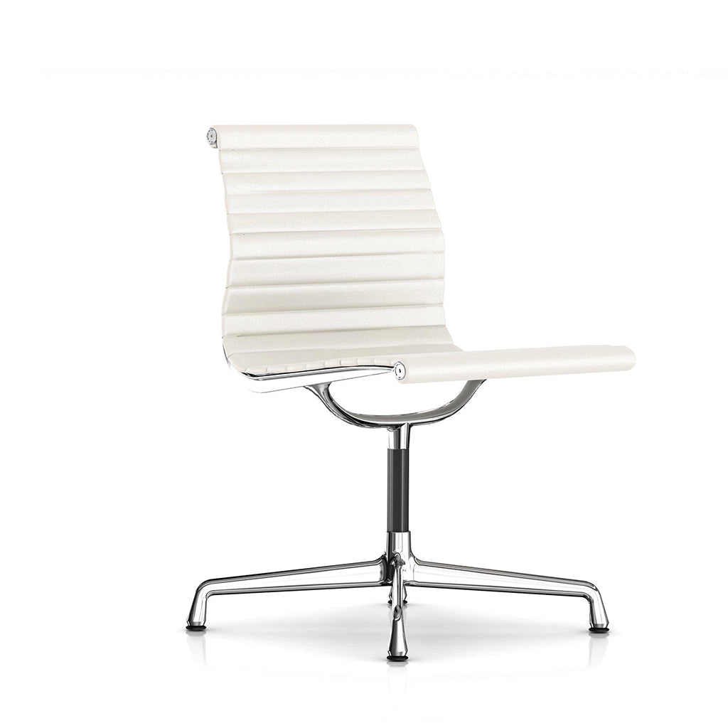 Eames Aluminum Group Side Chair Open Room