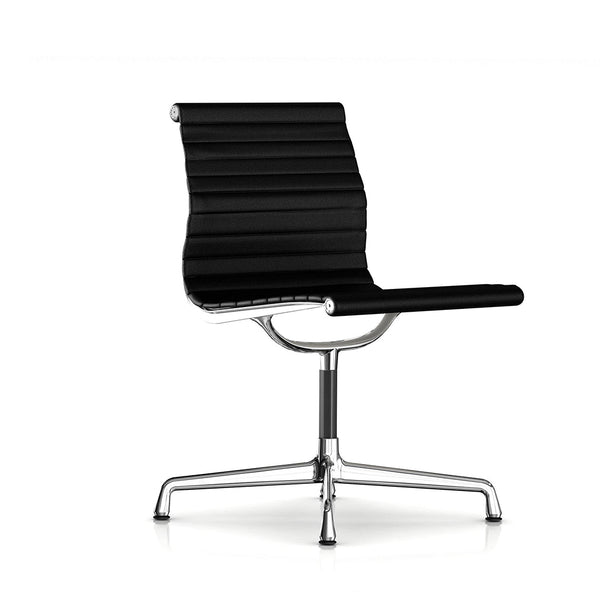 Eames Aluminium Group Armless Side Chair - Herman Miller - Open Room