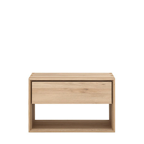 Ethnicraft Nordic Bedside Table - Open Room