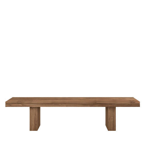 Ethnicraft Teak Double Bench - Open Room