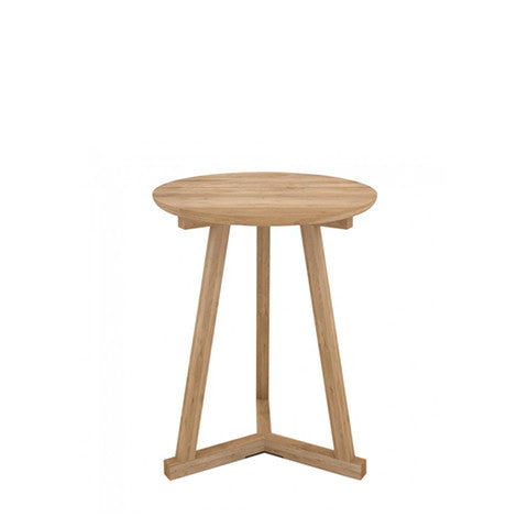 Ethnicraft Tripod Side Table - Open Room