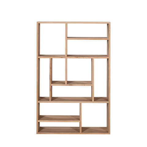 Ethnicraft Oak M Small Rack - Open Room