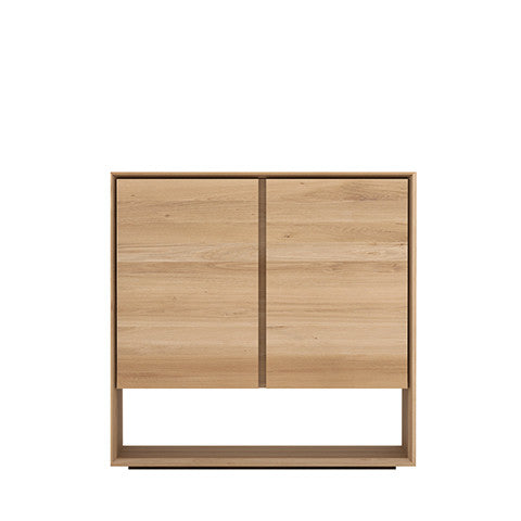 Ethnicraft Nordic Oak Sideboard - Open Room