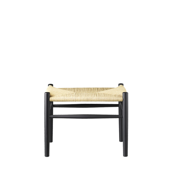 Open Room FDB Møbler J83 Stool Black/Natural