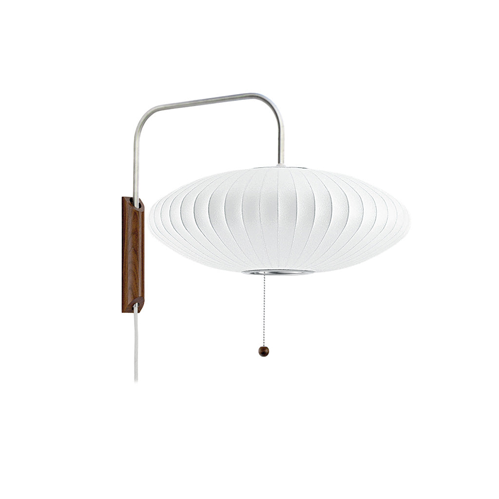 Nelson™ Saucer Wall Sconce