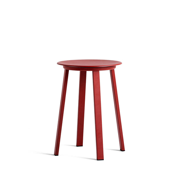 HAY Revolver Bar Stool Low Red Open Room