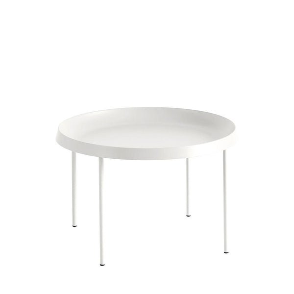 HAY Tulou Coffee Table White - Open Room