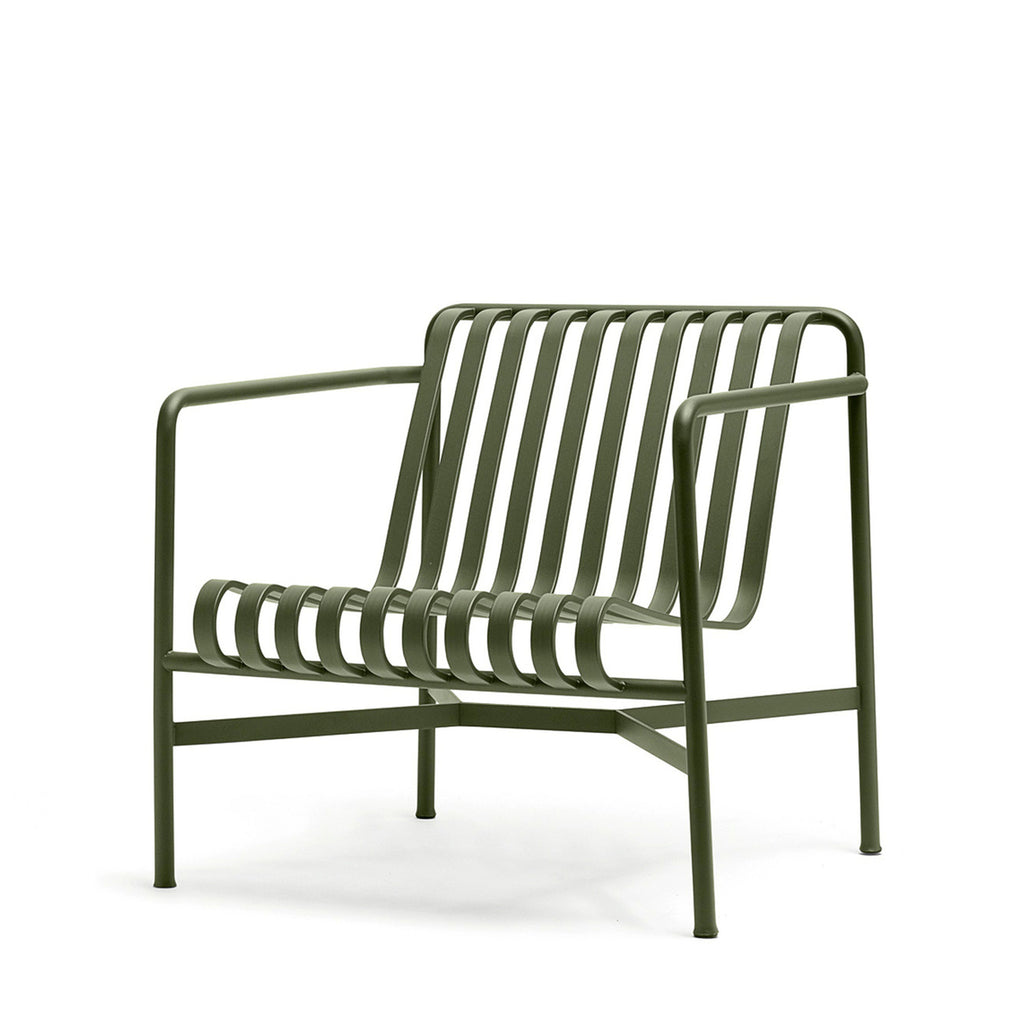 Palissade Low Lounge Chair by Ronan & Erwan Bouroullec