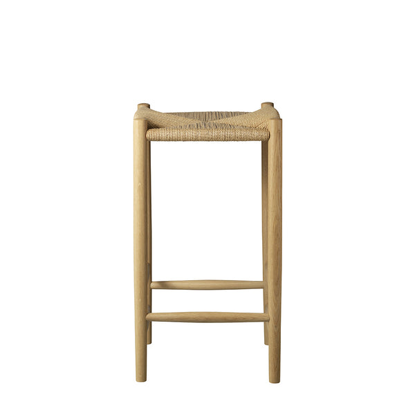 FDB Møbler J164 Counter Stool By Jørgen Bækmark