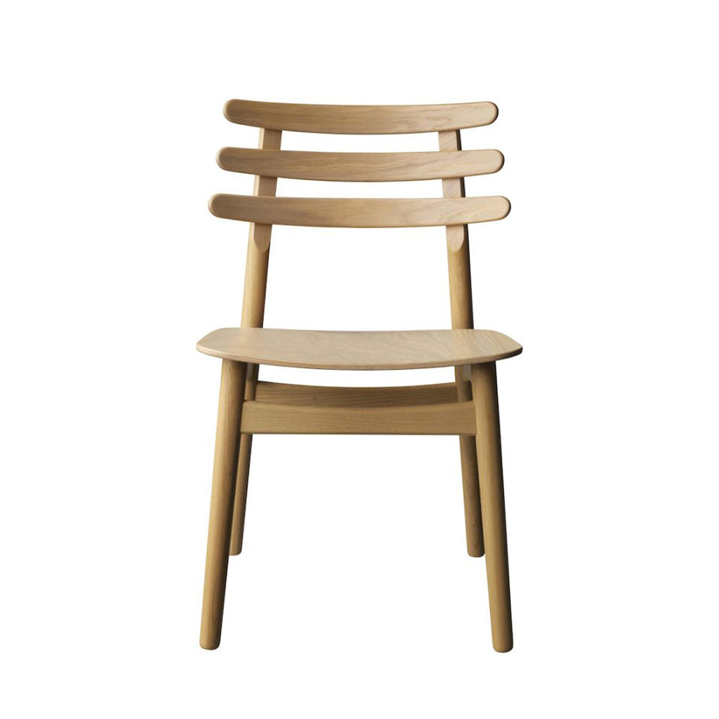 FDB Møbler J48 Chair by Poul M. Volther