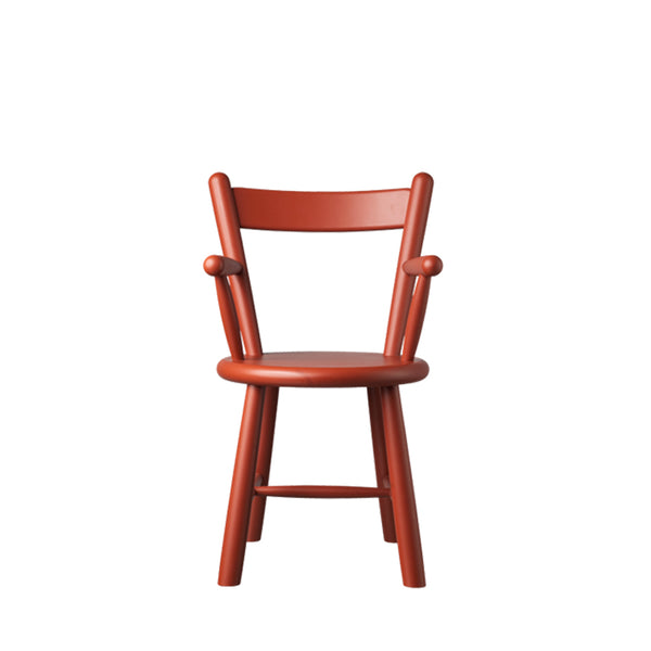 Open Room FDB Møbler P9 Child Chair Red