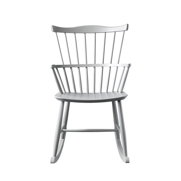 Open Room FDB Møbler J52G Rocking Chair Grey