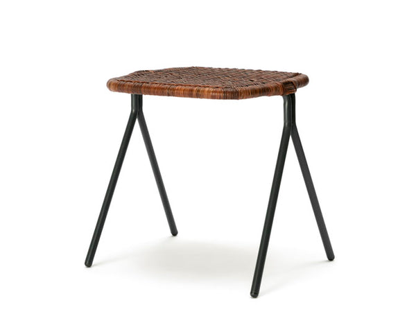 Kakī Low Stool by Jamie McLellan