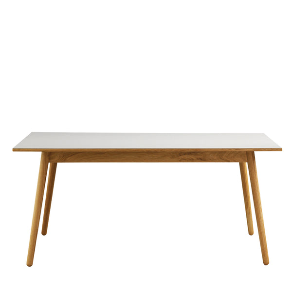 FDB Møbler C35B  Dining Table by Poul M. Volther