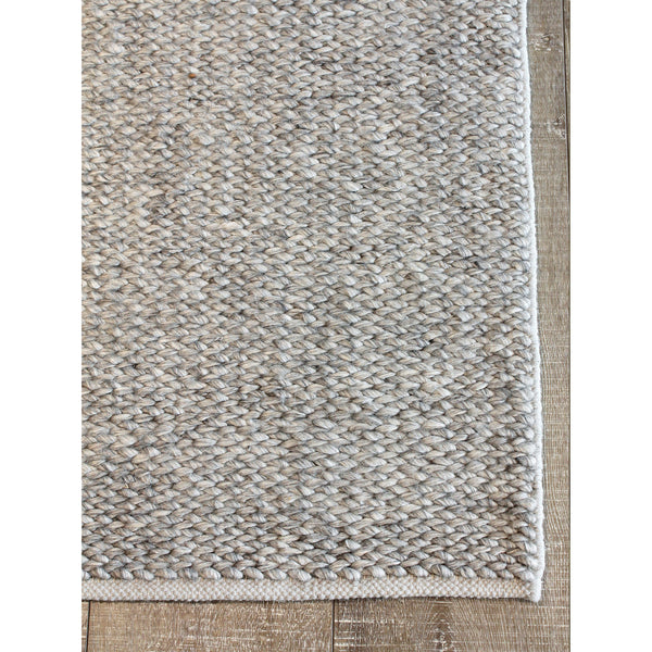 The Rug Collection Madison Rug Grey Open Room