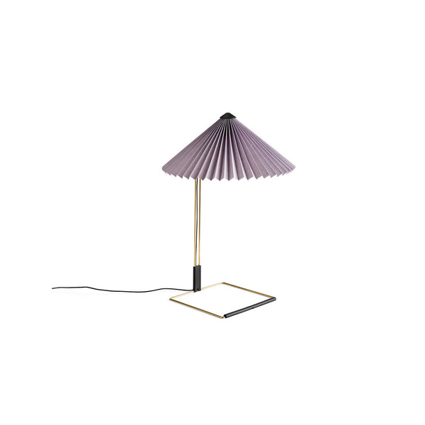 HAY Matin Lamp Lavender Open Room