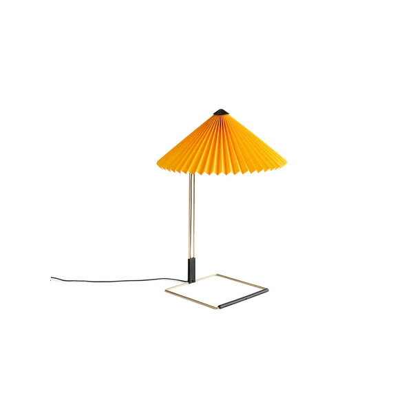 HAY Matin Lamp Bright Yellow Open Room