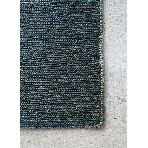 Braided Jute Rug by Nodi